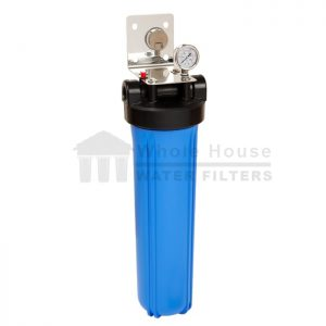 """""""single big blue whole house water filter system 20 inch"""""""