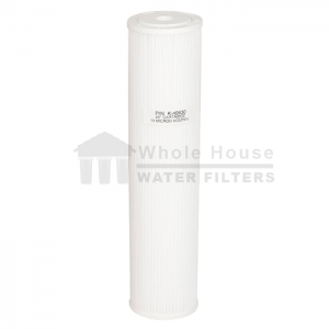 """""""pleated sediment filter for big blue 20 micron 20inch"""""""