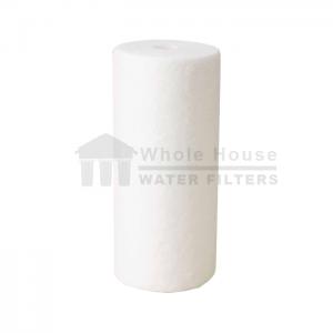"""Whole House polyspun sediment filter 1 micron 10 inch"""