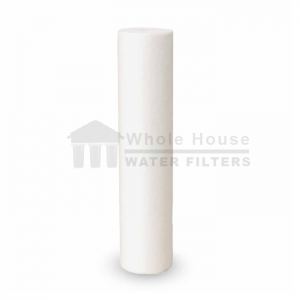 """Whole House polyspun sediment filter 1 micron 20 inch"""