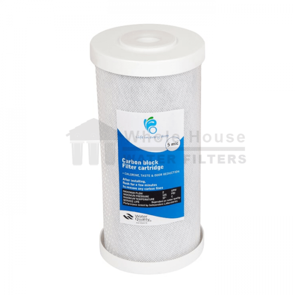 """""""Whole House carbon filter for big blue 5 micron 10inch"""""""