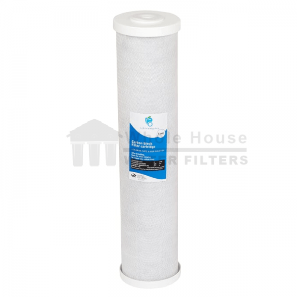 """""""Whole House carbon filter for big blue 5 micron 20inch"""""""
