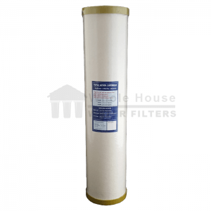 """""""Triple Action Whole House carbon filter for big blue 1 micron 20inch"""""""